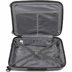 American Tourister Bon Air Deluxe Medium 66cm Hardside Suitcase Black 87852 - 3