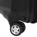 American Tourister Bon Air Deluxe Medium 66cm Hardside Suitcase Black 87852 - 5