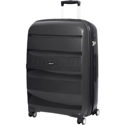 American Tourister Bon Air Deluxe Large 75cm Hardside Suitcase Black 87853