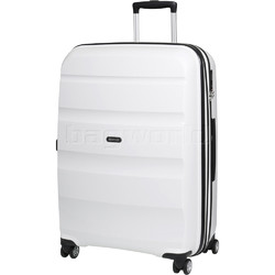 American Tourister Bon Air Deluxe Large 75cm Hardside Suitcase White 87853