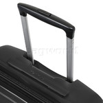 American Tourister Bon Air Deluxe Hardside Suitcase Set of 3 Black 87851, 87852, 87853 with FREE Samsonite Luggage Scale 34042 - 4