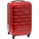 Samsonite Spin Trunk Small/Cabin 55cm Hardside Suitcase Red 57390