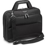 "Targus Mobile ViP Multi-Fit 12-14"" Laptop & Tablet Topload Case Black BT917"