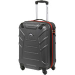 High Sierra Rocshell Small/Cabin 55cm Hardside Suitcase Mercury 02681