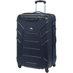 High Sierra Rocshell Large 77cm Hardside Suitcase Navy 02683