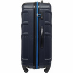 High Sierra Rocshell Hardside Suitcase Set of 3 Navy 02681, 02682, 02683 with FREE Samsonite Luggage Scale 34042 - 2