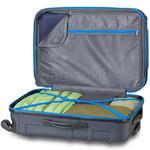 High Sierra Rocshell Medium 67cm Hardside Suitcase Navy 02682 - 3