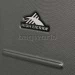 High Sierra Rocshell Large 77cm Hardside Suitcase Mercury 02683 - 7