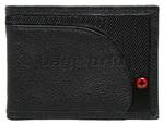 Wenger Leather Wallet Black SAD95
