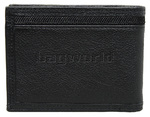 Wenger Leather Wallet Black SAD95 - 1