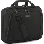 "Antler Business 300 15.4"" Laptop & Tablet Document Bag Black 24048"