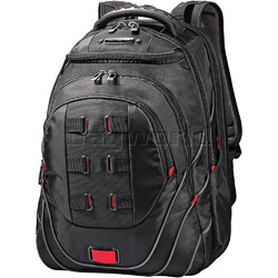 "Samsonite Leviathan Perfect Fit 13-17.3"" Laptop & Tablet Backpack Black 86352"
