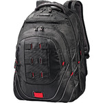 "Samsonite Leviathan Perfect Fit 13-17.3"" Laptop & Tablet Backpack Black 86352"
