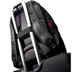 "Samsonite Leviathan Perfect Fit 13-17.3"" Laptop & Tablet Backpack Black 86352 - 1"