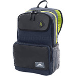 "High Sierra Icon Synergy 14.1"" Laptop & Tablet Classic Backpack Dark Navy 78132"