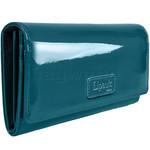 Lipault Plume Vinyl Wallet Duck Blue 77820 - 3