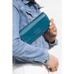 Lipault Plume Vinyl Wallet Duck Blue 77820 - 4