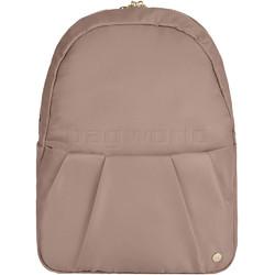 """Pacsafe Citysafe CX Anti-Theft Convertible 11"""" Laptop Backpack Tan 20410"""