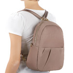 """Pacsafe Citysafe CX Anti-Theft Convertible 11"""" Laptop Backpack Tan 20410 - 5"""