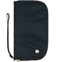 Pacsafe Citysafe CX Anti-Theft Wristlet Wallet Black 20430