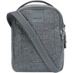 Pacsafe Metrosafe LS100 Anti-Theft Cross Body Bag Tweed 30400