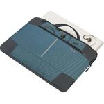 "Targus Bex II 15-15.6"" Laptop Sleeve Stone Blue SS954 - 2"