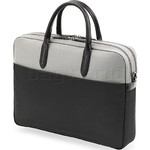 "Samsonite Divinal RFID Blocking 15.6"" Laptop & Tablet Briefcase Silver 87431 - 1"