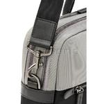 "Samsonite Divinal RFID Blocking 15.6"" Laptop & Tablet Briefcase Silver 87431 - 5"