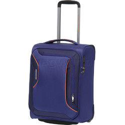 American Tourister Applite 3.0S Small/Cabin 50cm Softside Suitcase Bodega Blue 91971