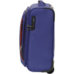 American Tourister Applite 3.0S Small/Cabin 50cm Softside Suitcase Bodega Blue 91971 - 2