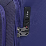 American Tourister Applite 3.0S Small/Cabin 50cm Softside Suitcase Bodega Blue 91971 - 4