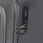 American Tourister Applite 3.0S Small/Cabin 50cm Softside Suitcase Lightning Grey 91971 - 4