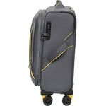 American Tourister Applite 3.0S Small/Cabin 55cm Softside Suitcase Lightning Grey 91972 - 2