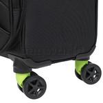 American Tourister Applite 3.0S Small/Cabin 55cm Softside Suitcase Black 91972 - 5