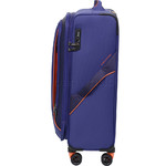 American Tourister Applite 3.0S Medium 71cm Softside Suitcase Bodega Blue 91973 - 2