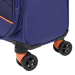 American Tourister Applite 3.0S Medium 71cm Softside Suitcase Bodega Blue 91973 - 5