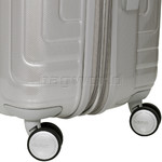 American Tourister Dartz Large 75cm Hardside Suitcase Aluminium 87067 - 5