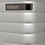American Tourister Dartz Large 75cm Hardside Suitcase Aluminium 87067 - 6