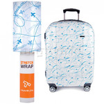 Travelon Travel Accessories Stretch Wrap Roll Luggage Wrap Clear 13090