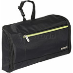 Travelon Travel Accessories Flat-Out Hanging Toiletry Kit Black 42729