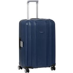 Qantas Blackall Medium 68cm Hardside Suitcase Navy 89068