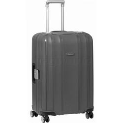 Qantas Blackall Medium 68cm Hardside Suitcase Silver 89068
