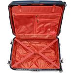 Qantas Blackall Medium 68cm Hardside Suitcase Navy 89068 - 3