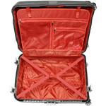 Qantas Blackall Medium 68cm Hardside Suitcase Silver 89068 - 3