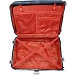 Qantas Blackall Hardside Suitcase Set of 3 Navy 89079, 89068, 89058 with FREE GO Travel Luggage Scale G2006 - 3
