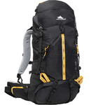 High Sierra Colt 50L Hiking Backpack Black 90749