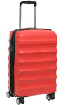 Antler Juno Small/Cabin 56cm Hardside Suitcase Red 34926