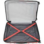 Antler Juno Large 79cm Hardside Suitcase Red 34922 - 3