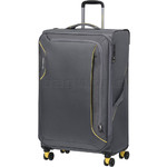 American Tourister Applite 3.0S Large 82cm Softside Suitcase Lightning Grey 91974