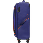 American Tourister Applite 3.0S Softside Suitcase Set of 3 Bodega Blue 91972, 91973, 91974 with FREE Samsonite Luggage Scale 34042 - 2
